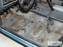 Mump 1109 How To Replace Fox Body Carpet 003