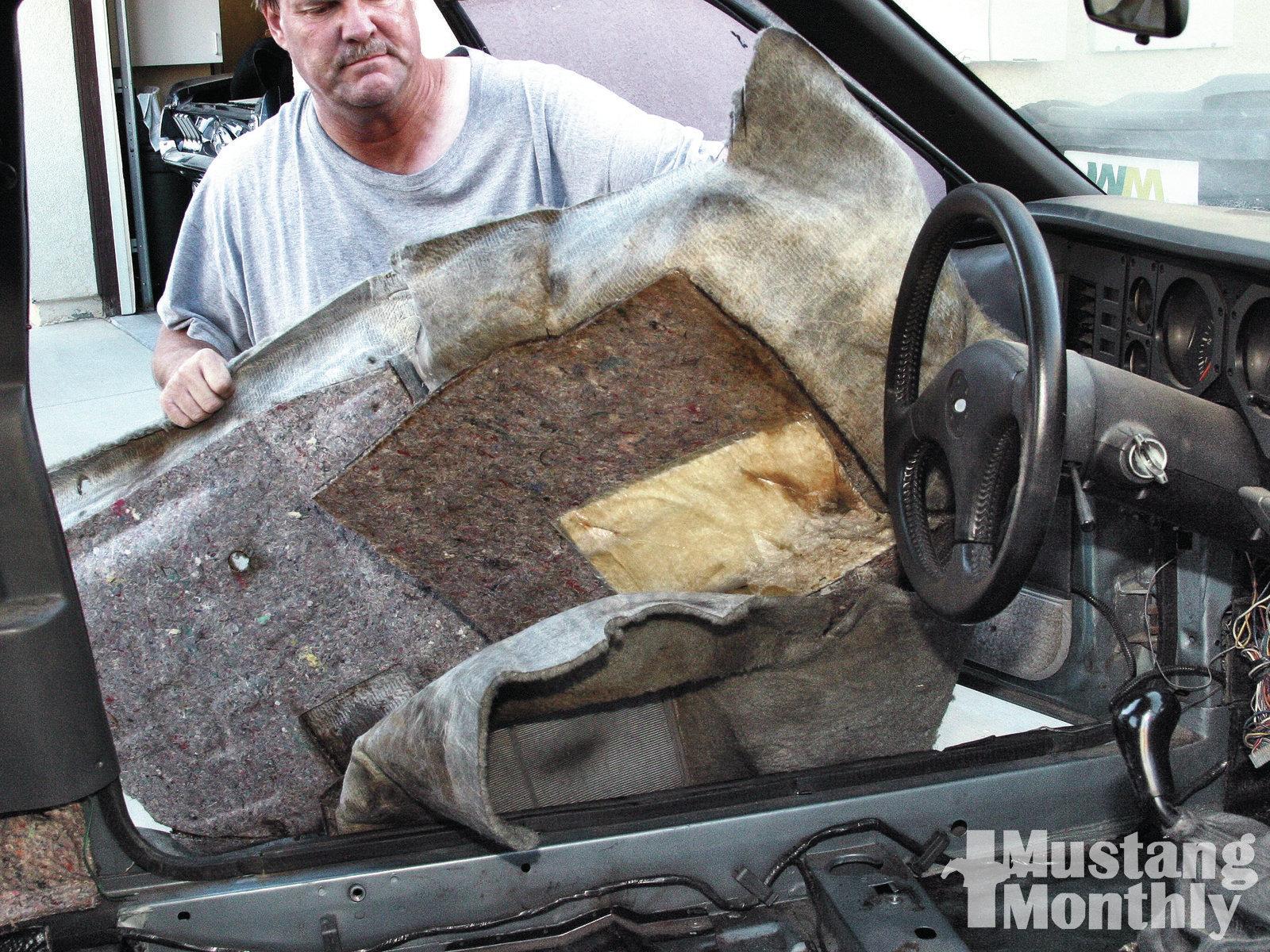 Mump 1109 How To Replace Fox Body Carpet 012