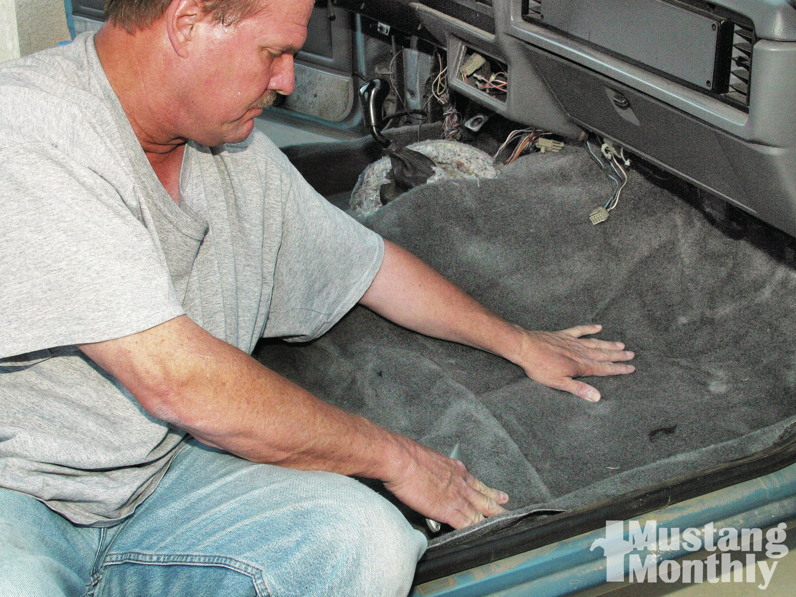 Mump 1109 How To Replace Fox Body Carpet 018