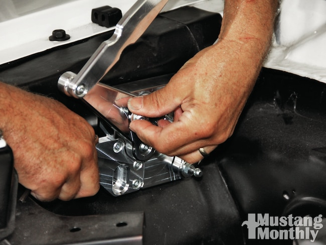 Mump 1109 How To Install Billet Hood Hinges 006
