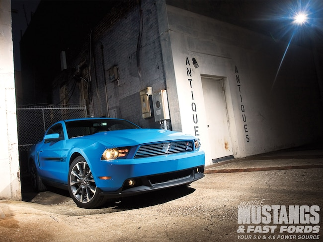 Mmfp 1007 01 O 2011 Ford Mustang Gt Ford Mustang