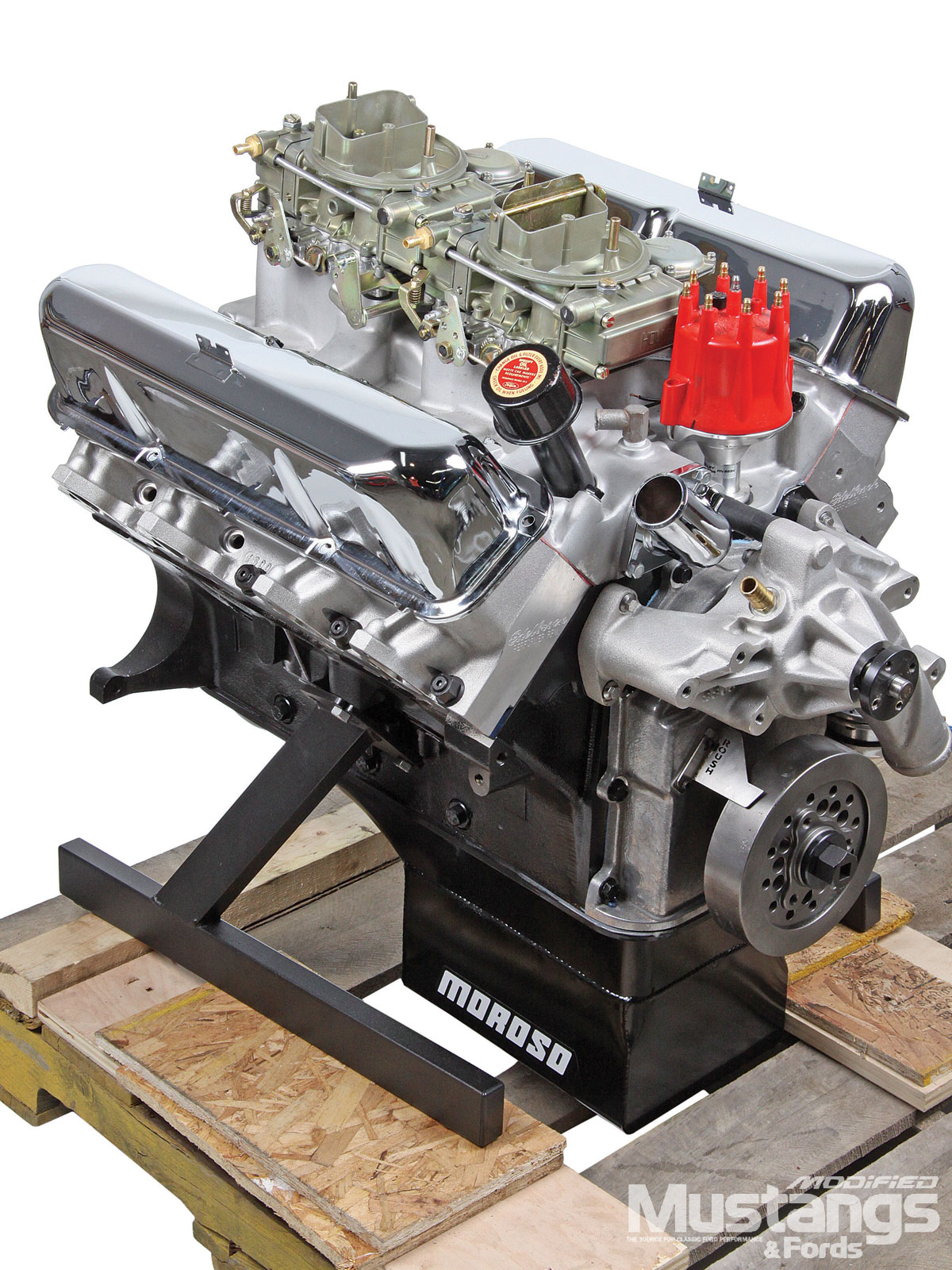 Survival Motorsports Fe Engine Fe Engine