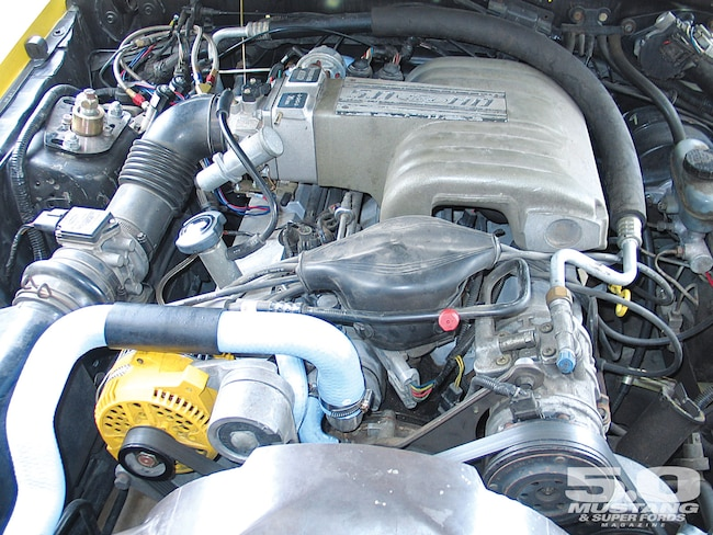 M5lp 0504 01 O Ford Mustang Cooling System CJ Pony Parts
