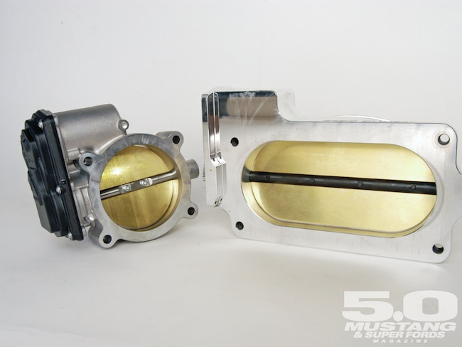M5lp 1109 5 0 Throttle Body Test Big Deal 011