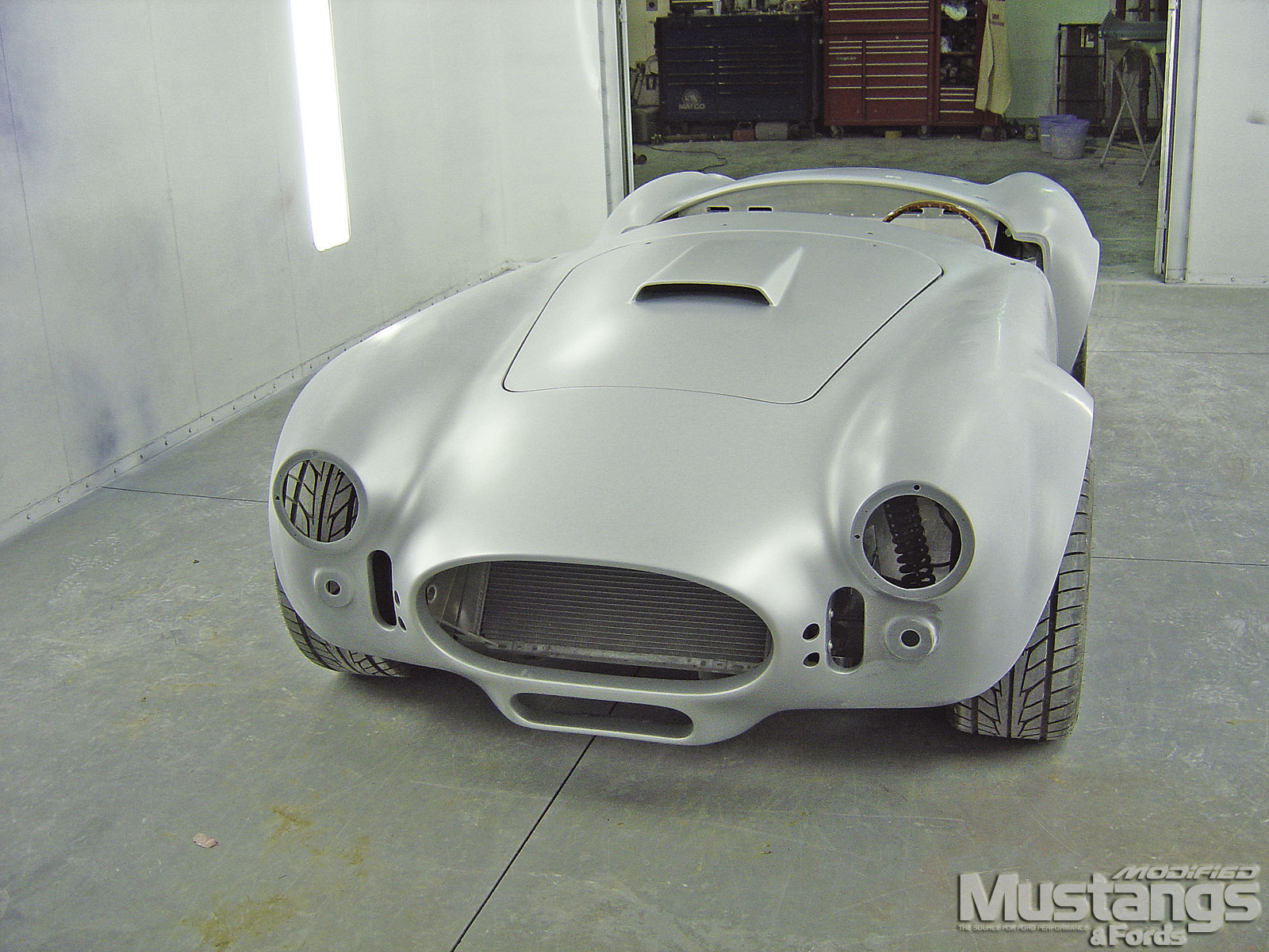Mdmp 0804 21 Factory Five Roadster Build Part 17