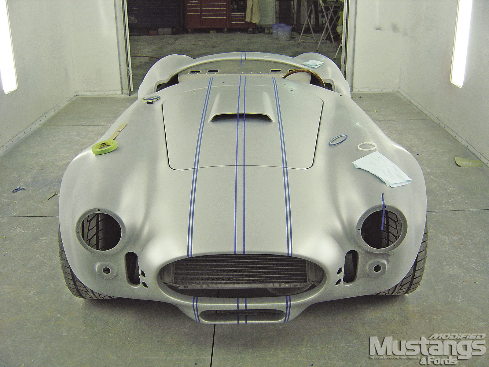 Mdmp 0804 22 Factory Five Roadster Build Part 17