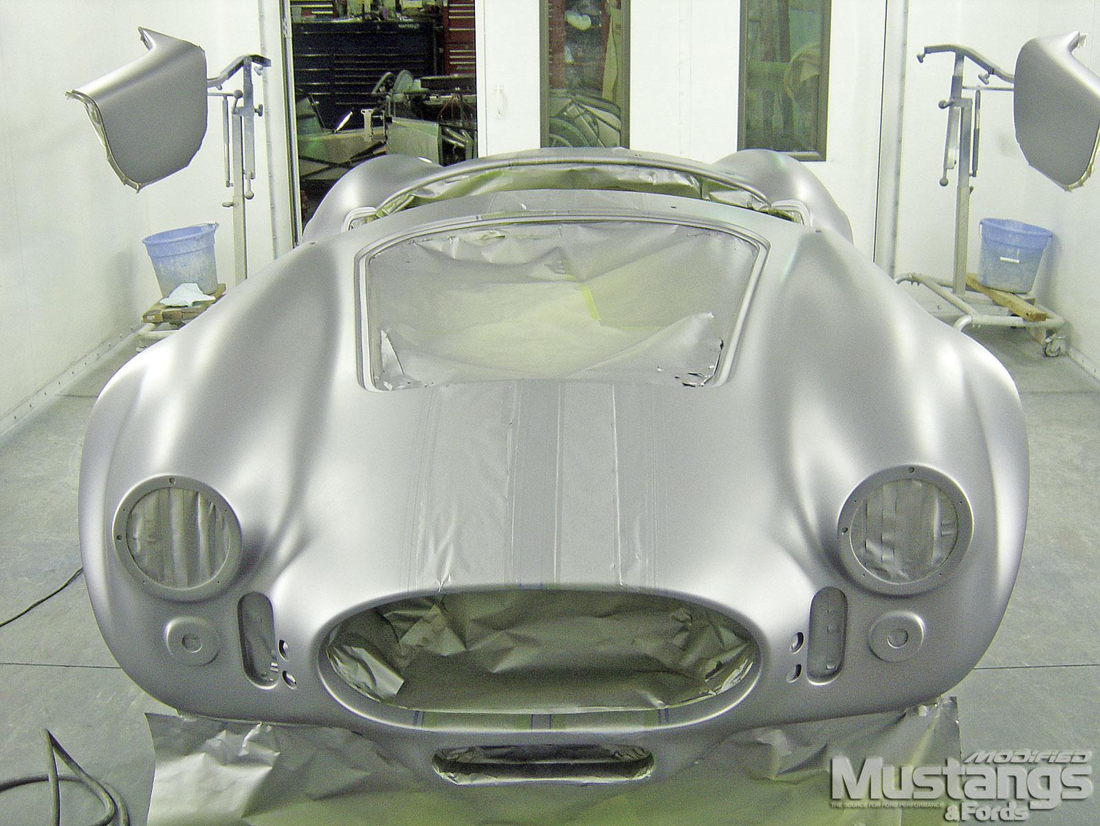 Mdmp 0804 24 Factory Five Roadster Build Part 17