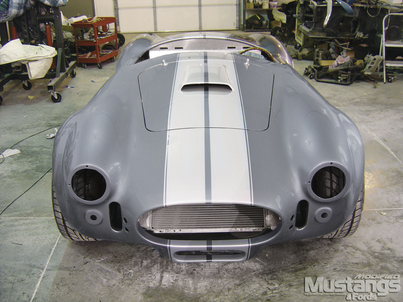 Mdmp 0804 30 Factory Five Roadster Build Part 17