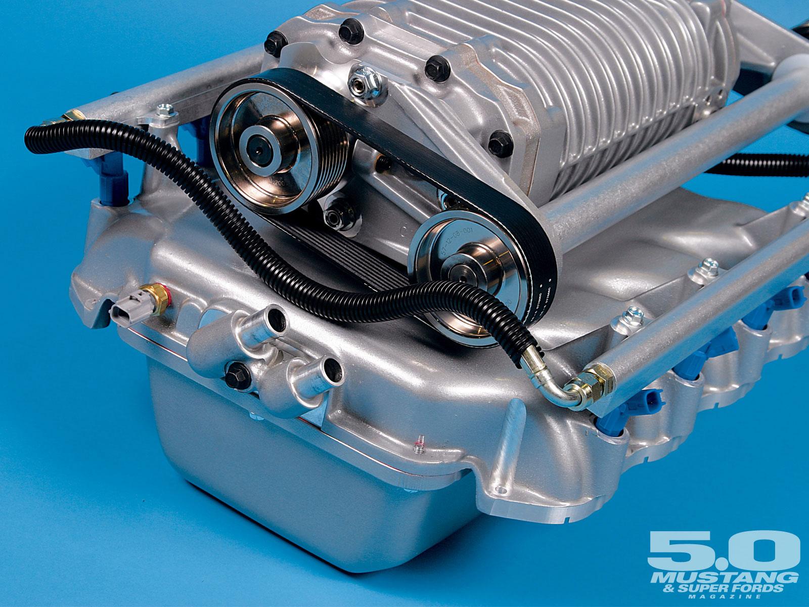 M5lp 0704 03 O Magnacharger Intercooled Supercharger Blower