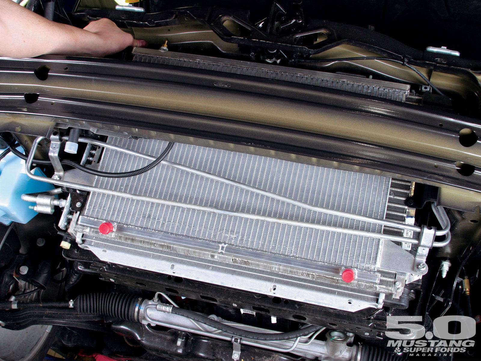 M5lp 0704 21 O Magnacharger Intercooled Supercharger Intercooler Heat Exchanger