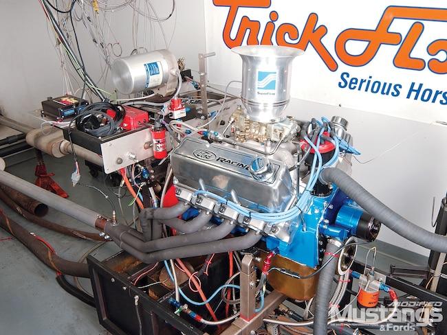 Mdmp 1008 01 O Trick Flow Porter Heads Engine