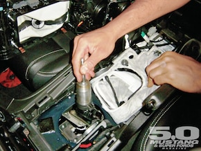 Hurst MT-82 Shifter Install