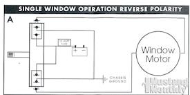 Mump 1107 20 Electric Life Power Windows Single Window Wiring Diagram