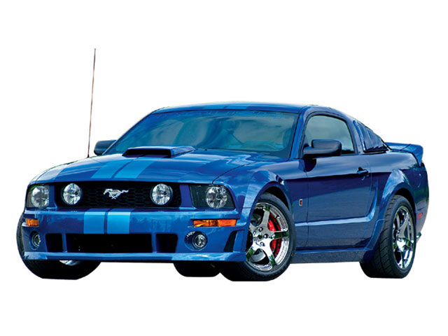 2003 Roush Stage 3 Mustang Front