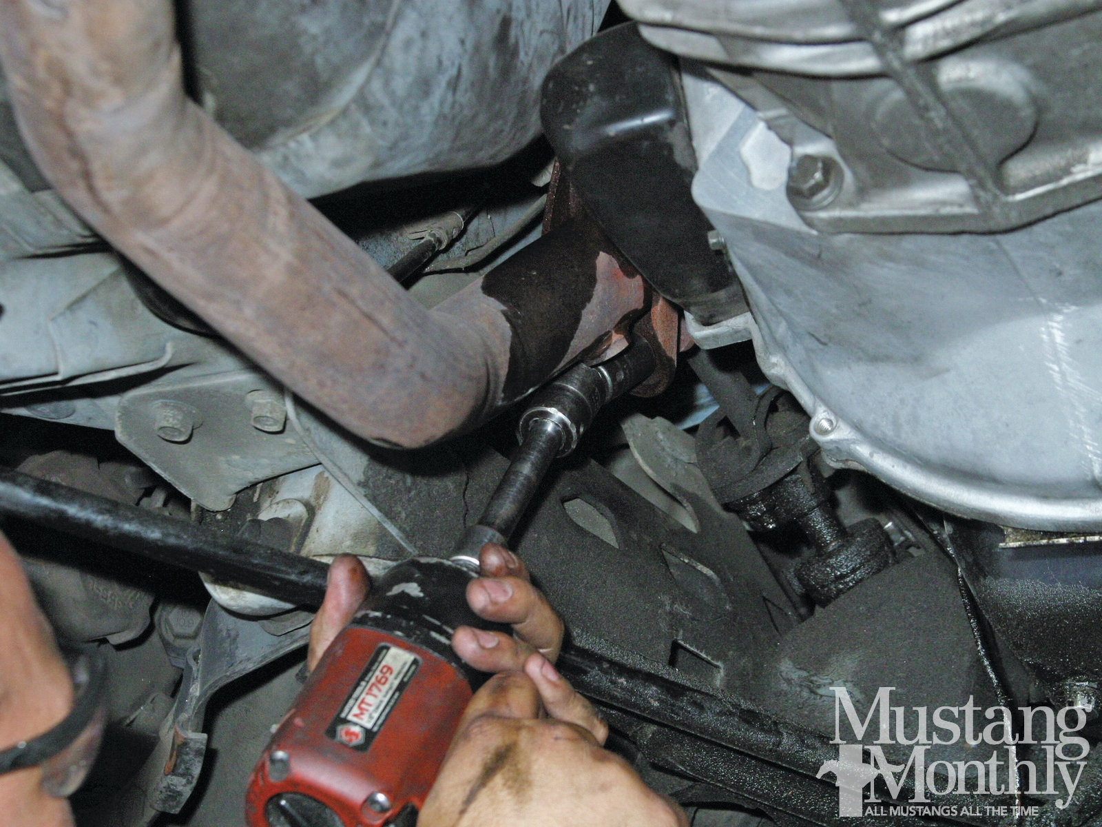 Mump 1111 How To Replace A Fox Body Exhaust System 012