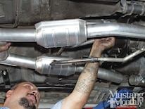 Mump 1111 How To Replace A Fox Body Exhaust System 024