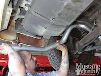 Mump 1111 How To Replace A Fox Body Exhaust System 028