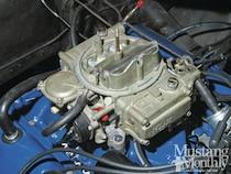 Holley Carburetor Basics - Mustang Monthly Magazine