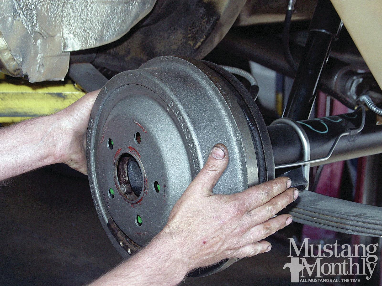 Mump 1112 01 Replace Axle Seals Gaskets