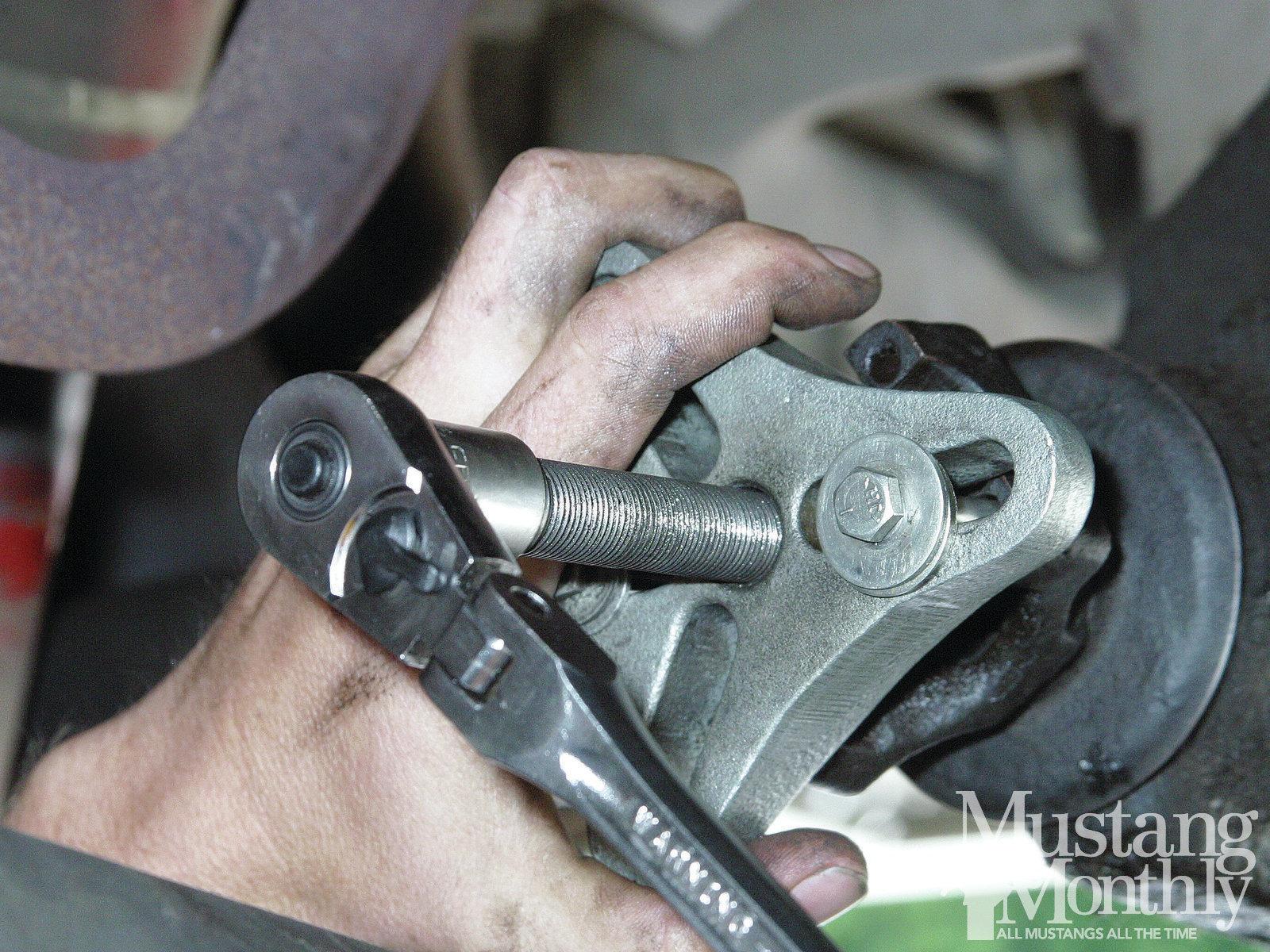 Mump 1112 12 Replace Axle Seals Gaskets