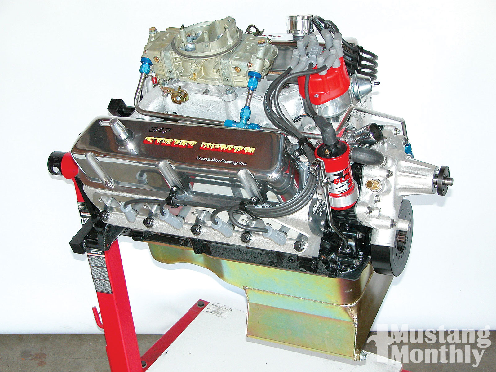 Mump 1010 01 O Building A Budget 347 Engine 347 Small Block