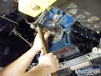 Mdmp_1011_06_o 1969_ford_mustang_t5_transmission_swap Pilot_bearing_install_hammer_method