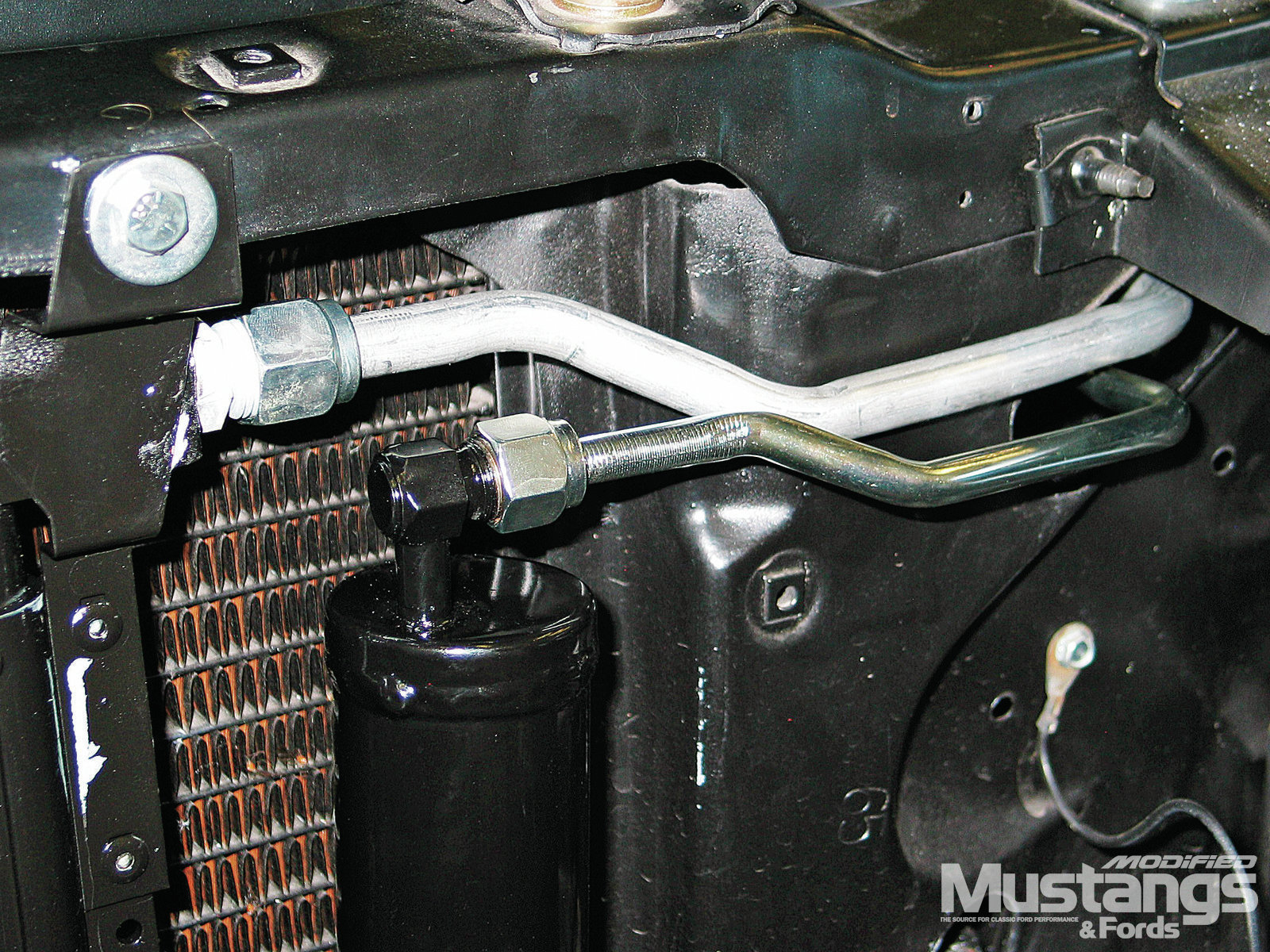 Mdmp 1201 22 Classic Auto Air Perfect Fit System Install