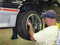 Mump 1202 How To Convert To Fox Body Five Lug Wheels 022