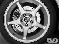 M5lp 0409 16 O Baer Brakes Eradispeed Brake Kit Eradispeed Rotors