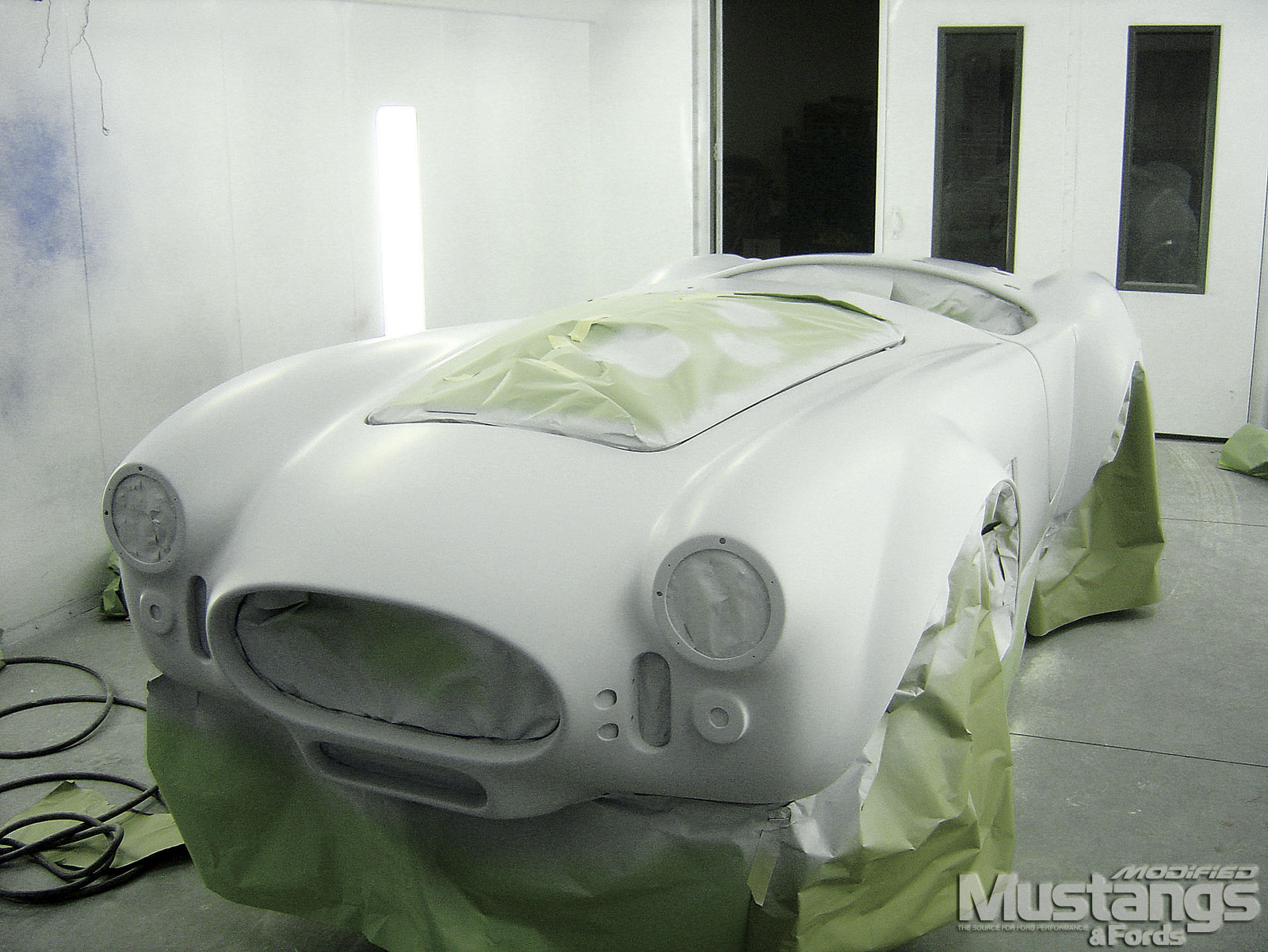 Mdmp 0804 14 Factory Five Roadster Build Part 17