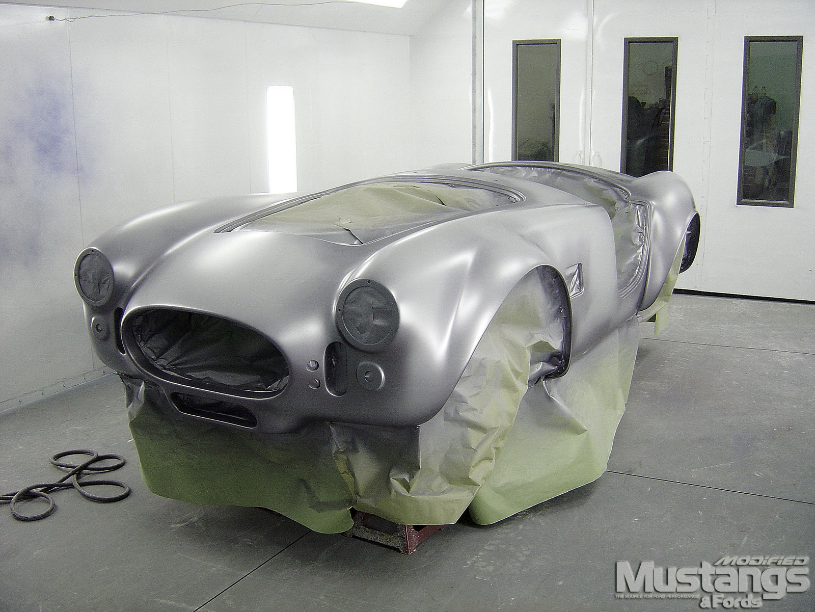 Mdmp 0804 17 Factory Five Roadster Build Part 17