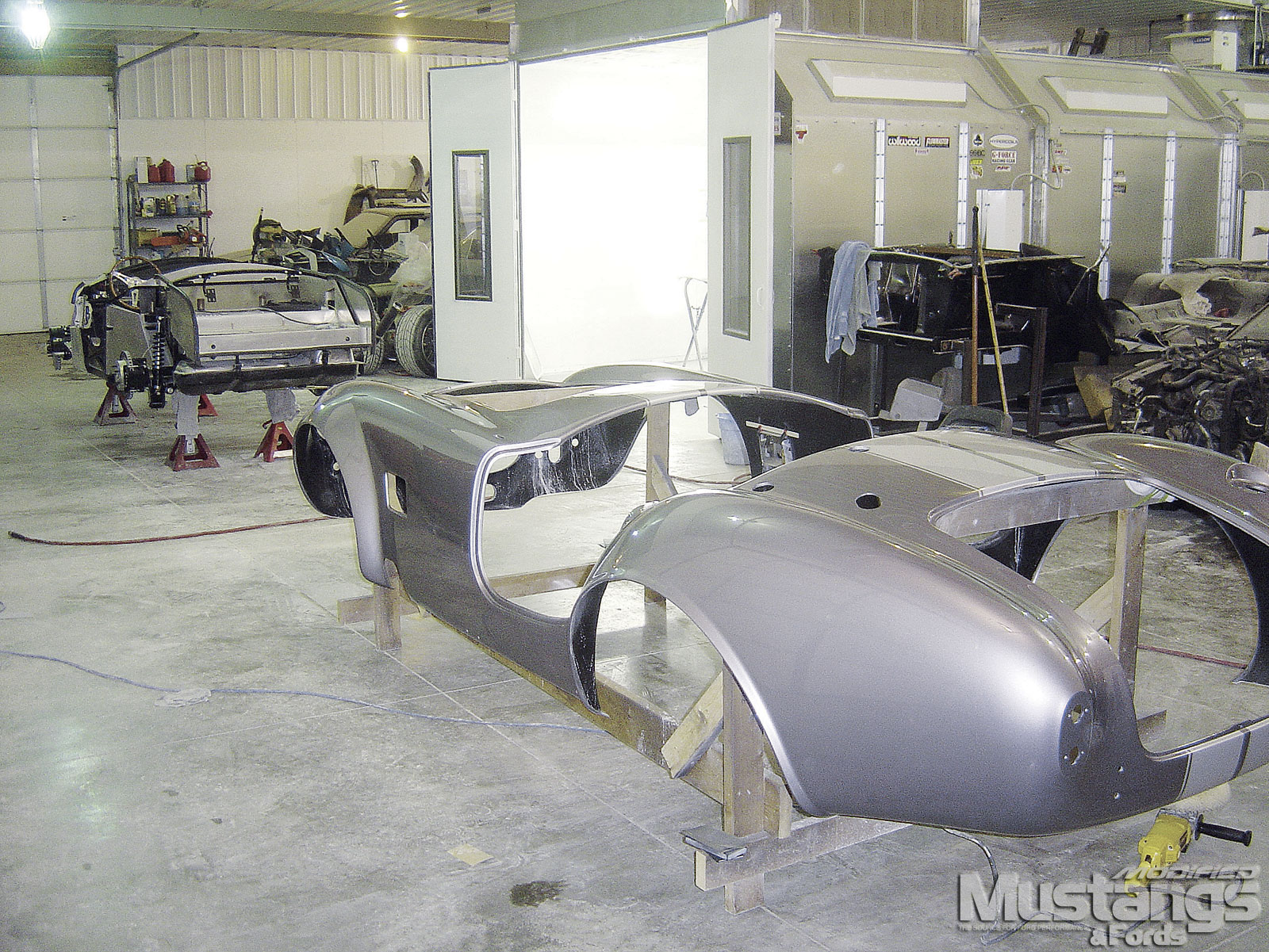 Mdmp 0804 29 Factory Five Roadster Build Part 17