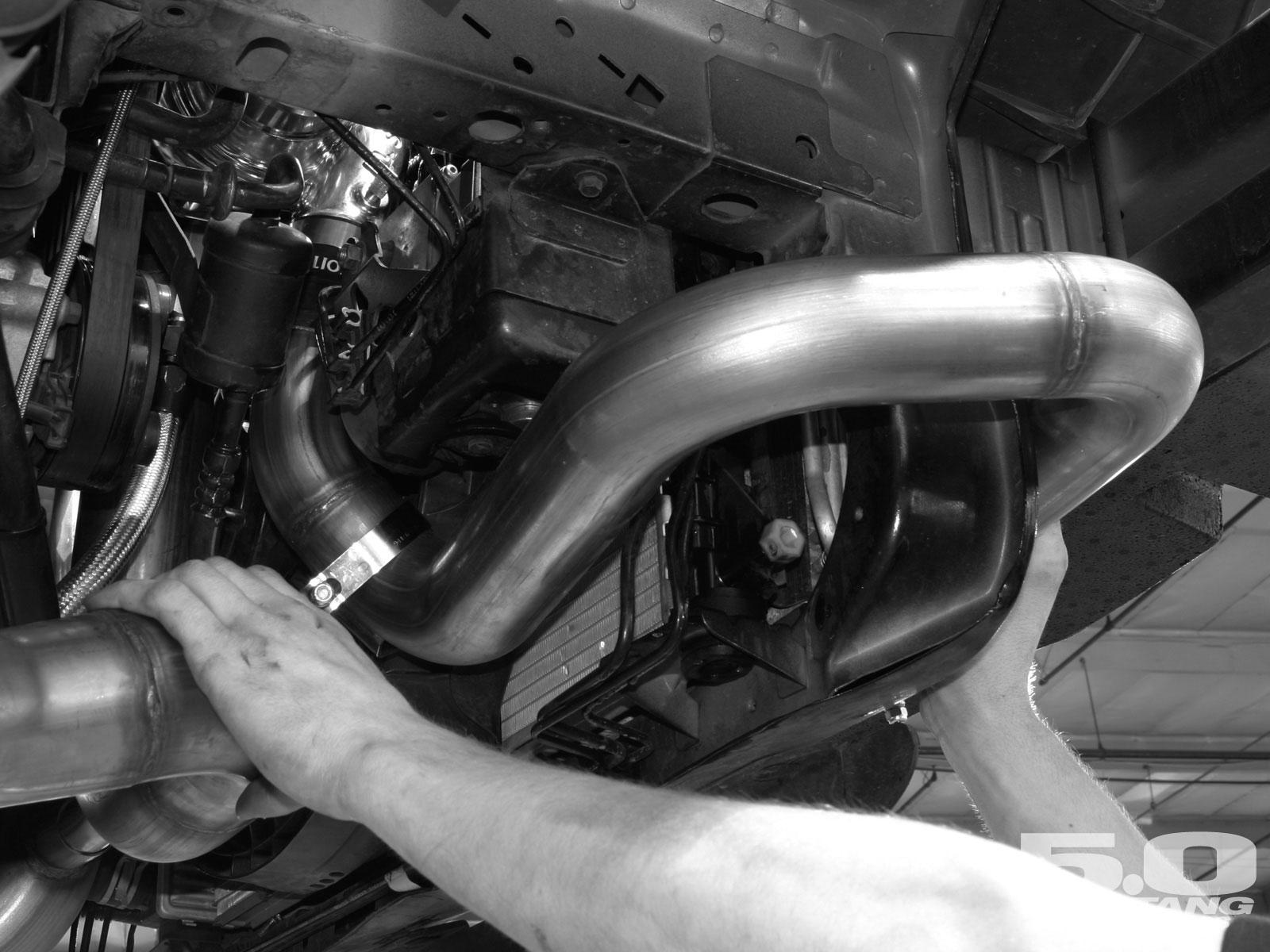 M5lp 0507 26 O+hellion Power Systems Mod Motor Turbo Kit+intercooler