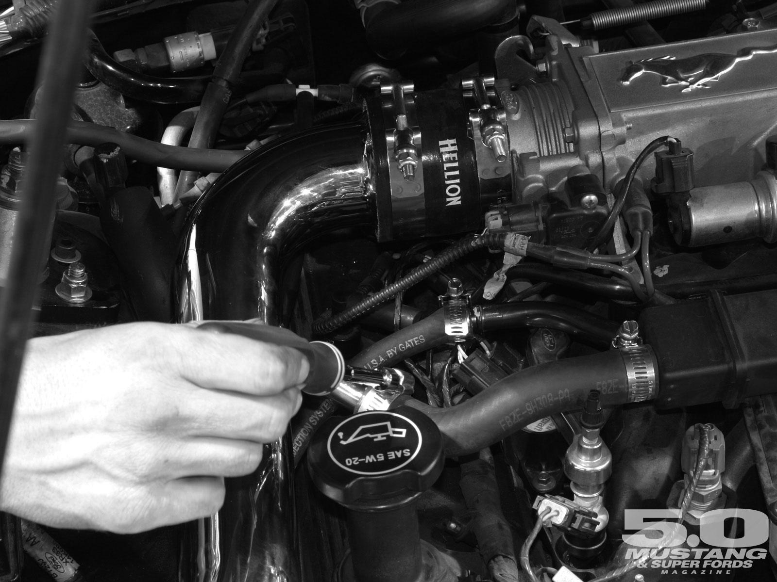 M5lp 0507 31 O+hellion Power Systems Mod Motor Turbo Kit+intake Pipe