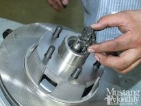 Mump 1202 09 How To Install Bolt On Power Disc Brakes Spin The Rotor