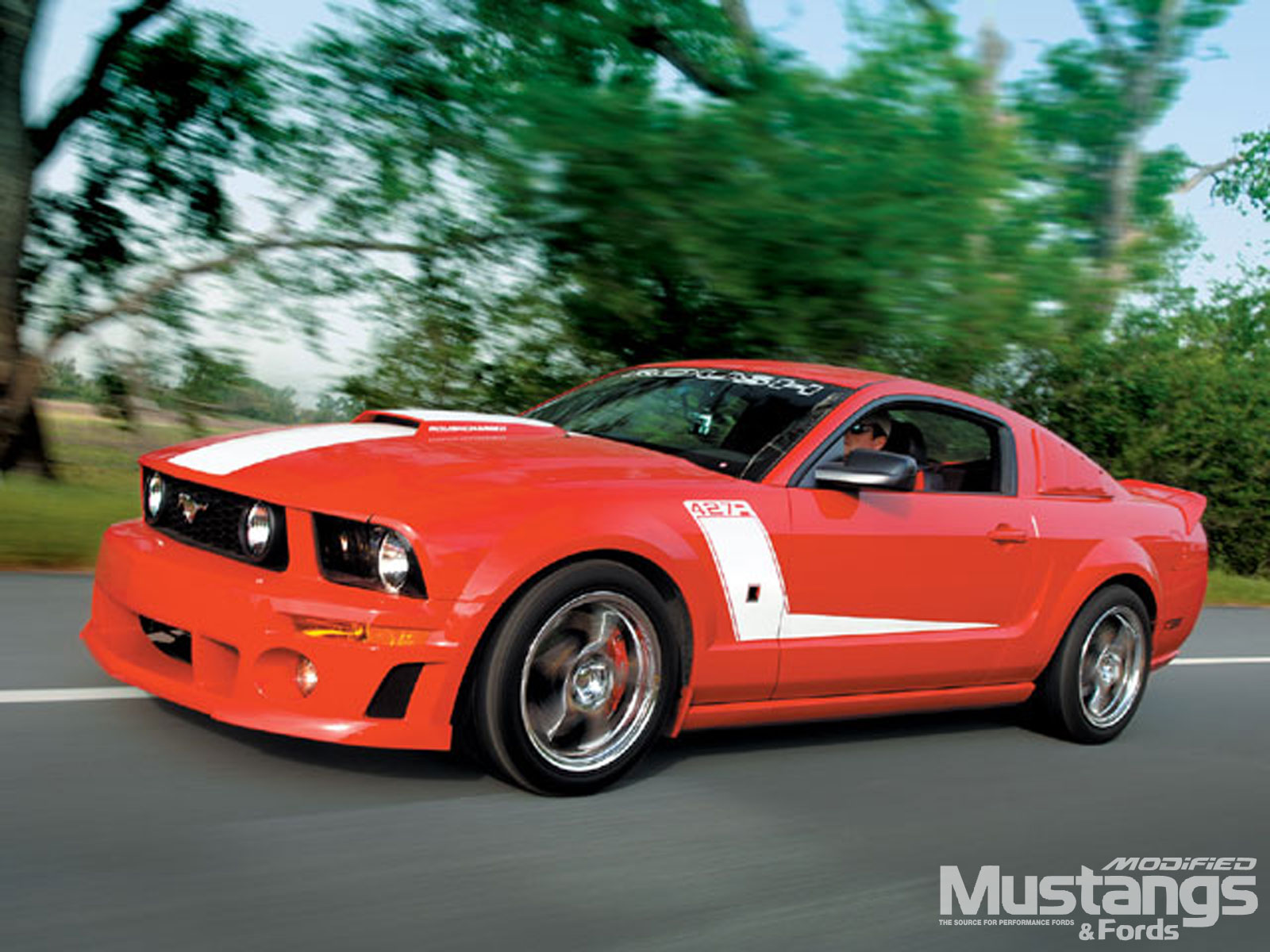 Roush 427 R Side View