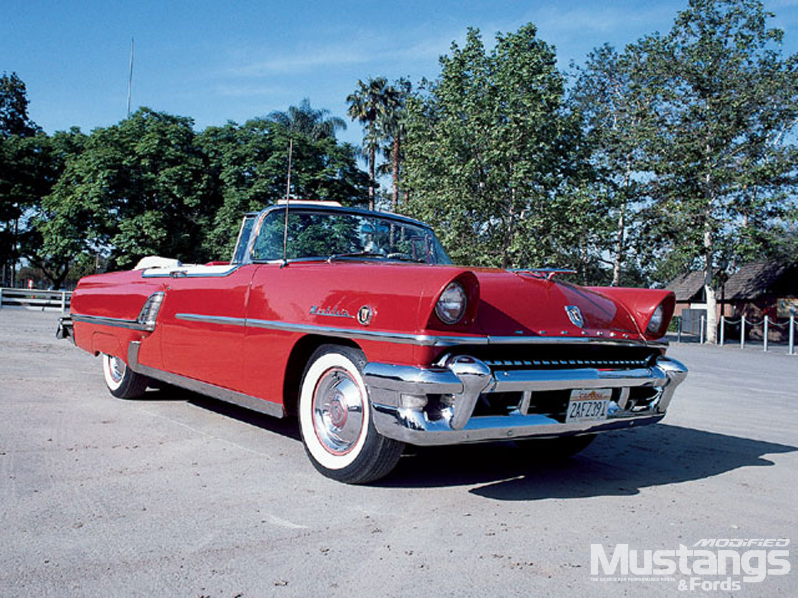 Most Popular Fords Of The Hula Hoop 1953 Mercury