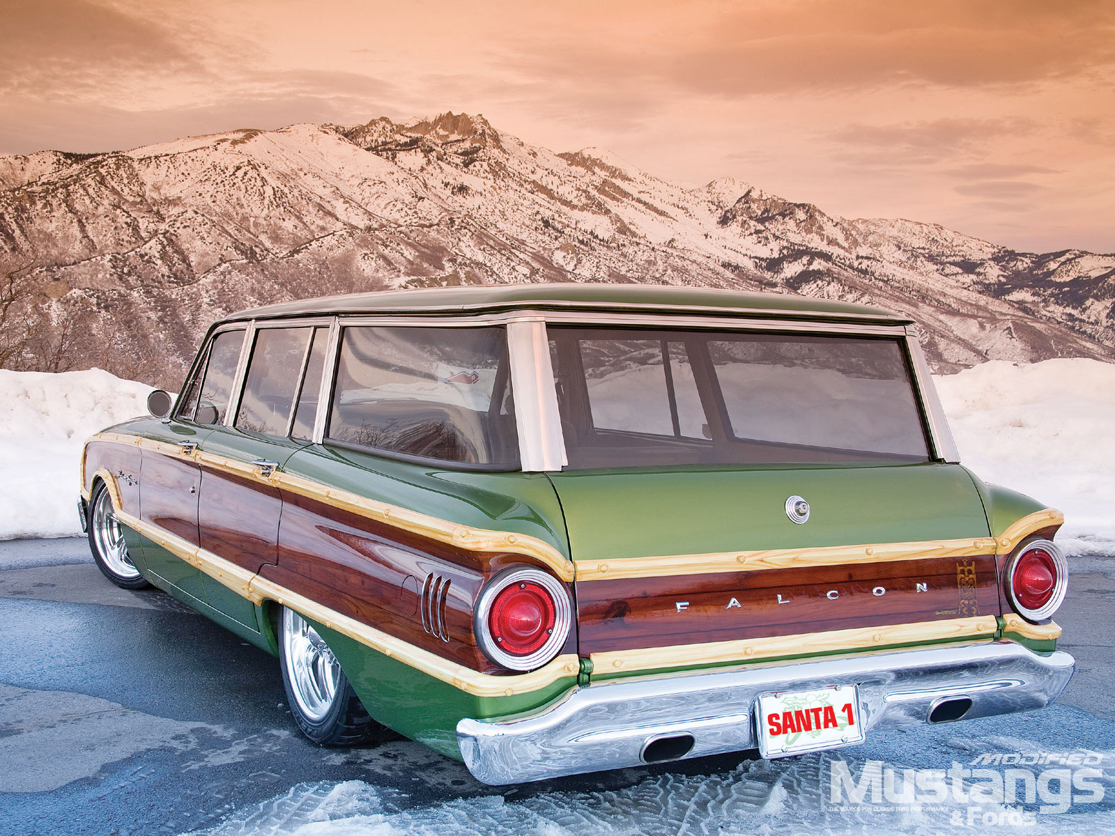 Holiday Gift Guide Falcon Wagon
