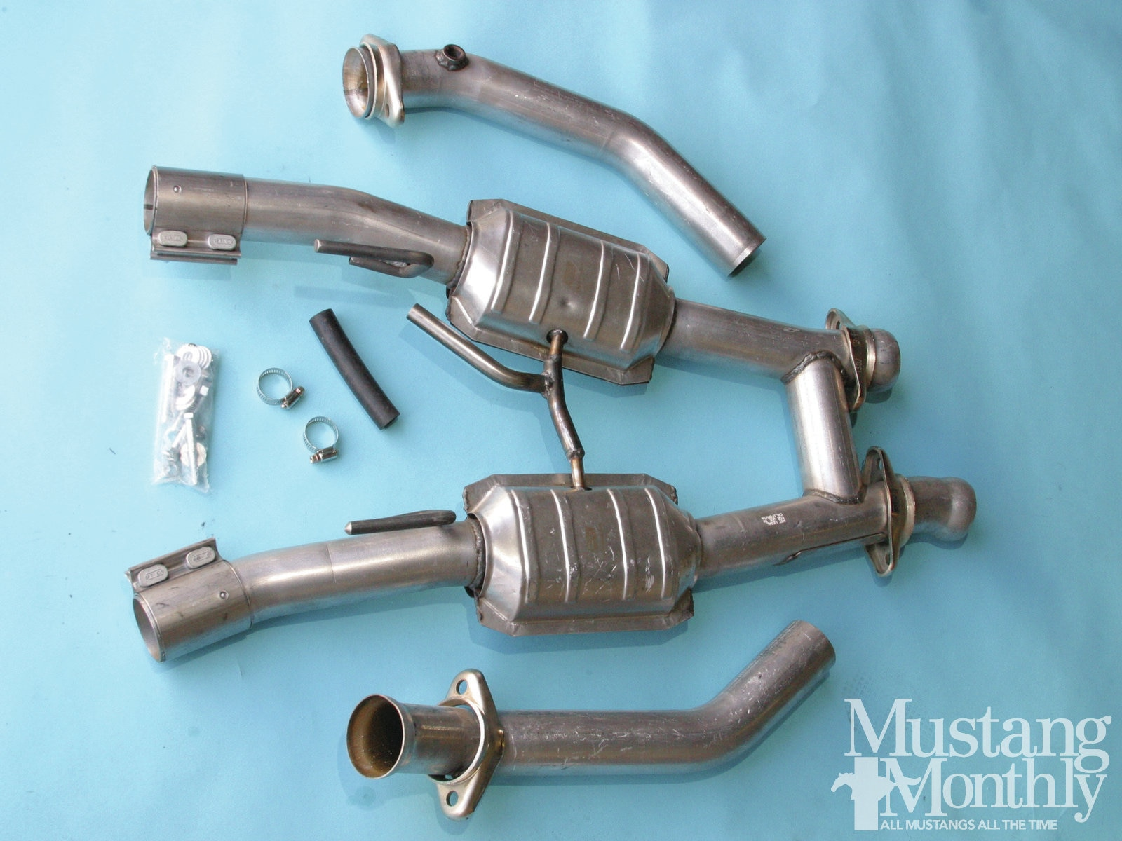Mump 1111 How To Replace A Fox Body Exhaust System 003