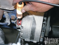 How-To: Troubleshoot Alternator Charging Systems - Mustang