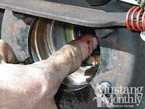 Mump 1112 08 Replace Axle Seals Gaskets