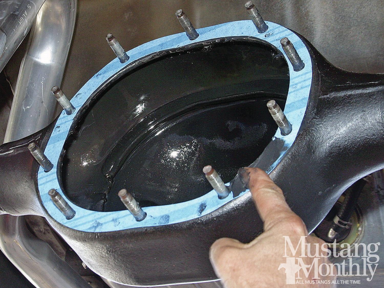 Mump 1112 11 Replace Axle Seals Gaskets