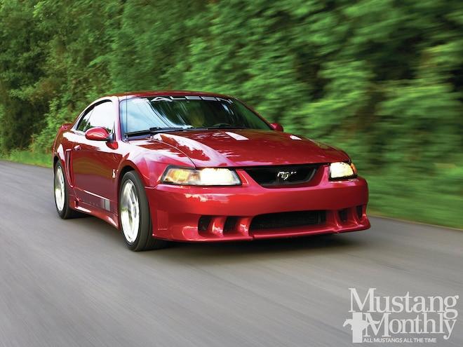 2003 Saleen Mustang C Is For Cobra Mustang Monthly Magazine