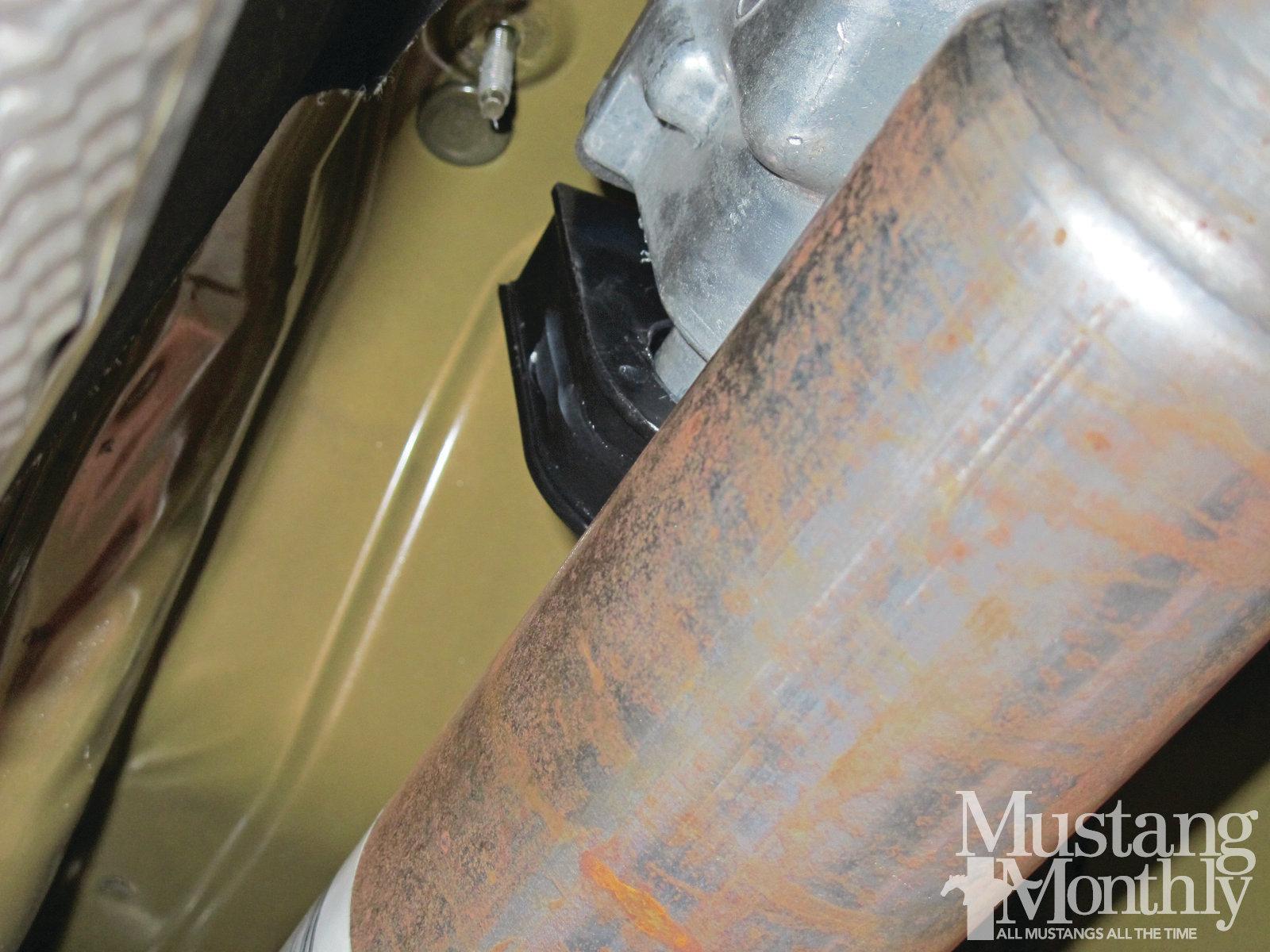 Mump 1204 014 Installing A Steeda Tri Ax Shifter