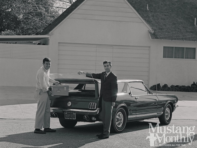 Mump 1205 001 1966 Mustang Hobo Wagon