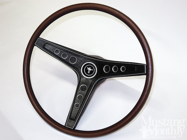Mump 1205 00 Rim Blow Steering Wheel Build