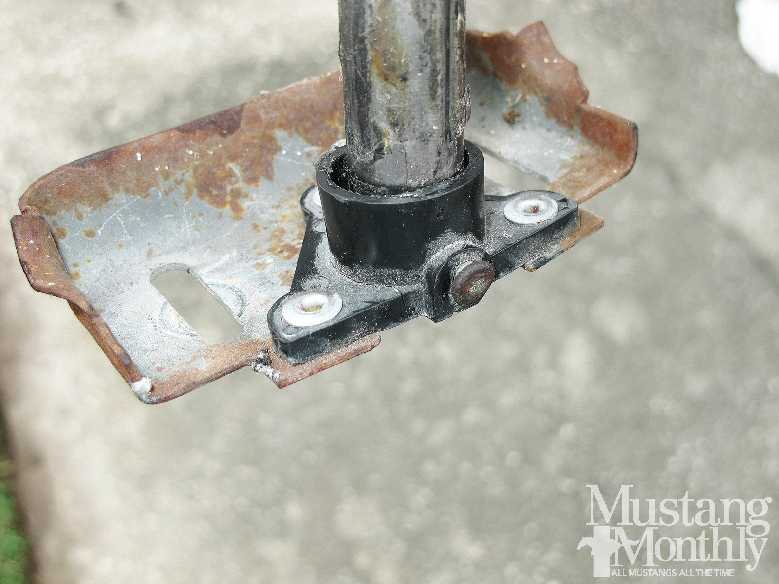 Mump 1205 006 Fox Body Convertible Window Repair