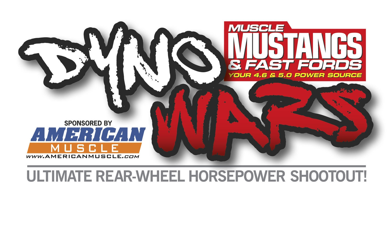 Mmfp 120328 American Muscle Com Presents Mm Ff Dyno Wars The Series Logo