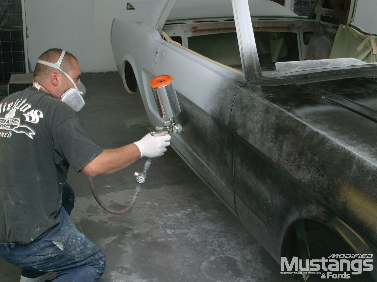 Autobody Refinishing Painting Spray Painting