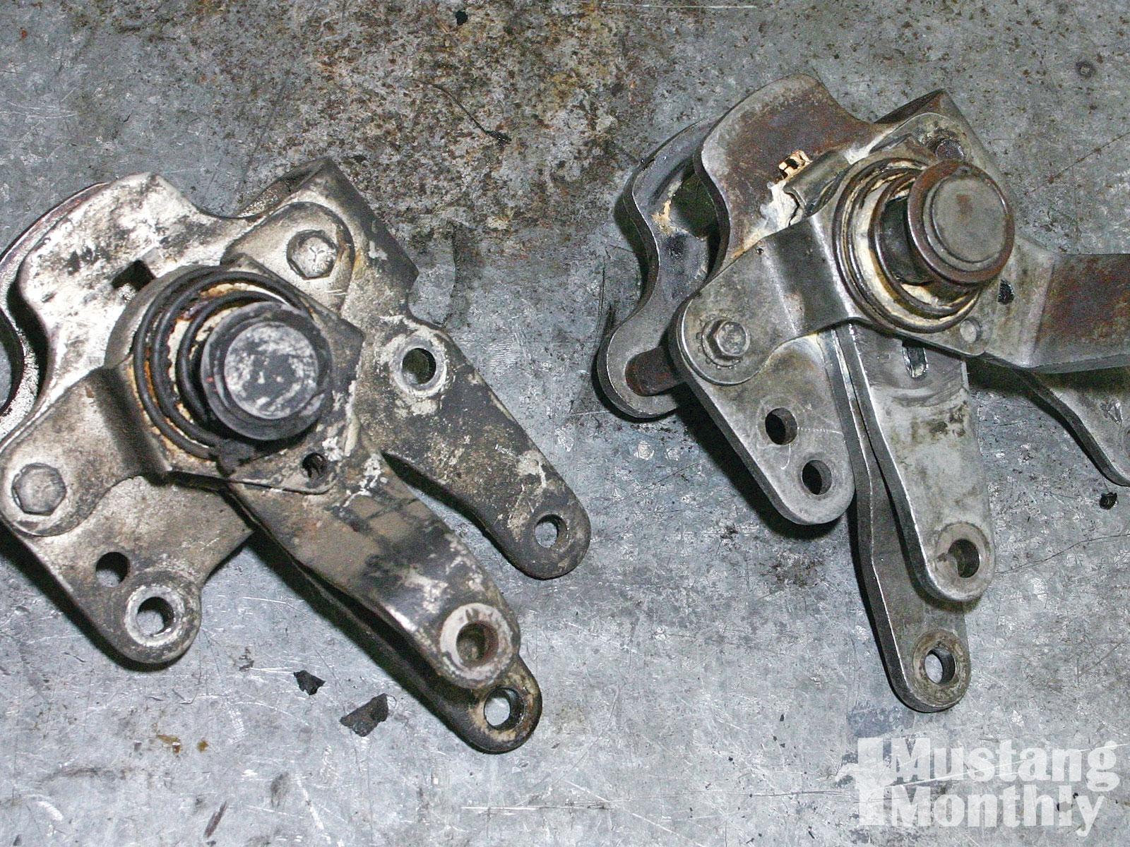 Mump 1104 06 O Fixing A Manual Shifter Shifter Assemblies